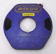 Wikus Sägeband Metallbandsäge | 30,5 Meter | 210696 | Nur für Schmelzschnitt