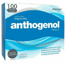 Anthogenol Vegetarian Capsules - 100 Count