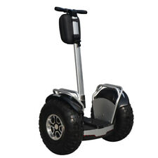 New 2020 Model 2000w/60v Off Road Electric Self Balance Vehicle Single Battery