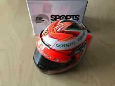 Casque Helmet Raikkonen F1 Ferrari 2014 Bell 1/2