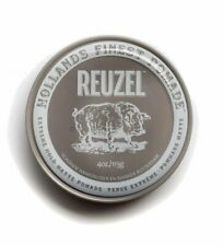Reuzel Extreme Hold Matte Pomade 4 oz. Hair Wax & Pomade Free Shipping w/Gift!