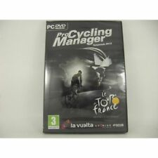 Pro Cycling Manager (PC Game) Season 2013 Road Bike NEW SEALED