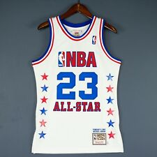 100% Authentic Michael Jordan Mitchell & Ness 03 2003 All Star Jersey Size 36 S