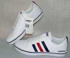 Adidas F97758 Pace VS Elegant Leder Schuhe Ultra Running Lauf Sneaker 44 Weiß