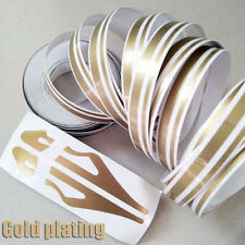 Striping Pin Stripe Steamline DOUBLE LINE Tape Car Body Decal Vinyl Sticker