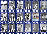 West Bromwich Albion 1931 FA Cup final winners football trading cards