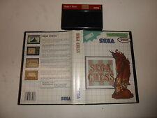 Sega Master System   Sega Chess