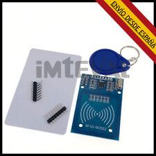 MODULO RFID RC522  + LLAVERO TAG +TARJETA 13,56 Mhz  ARDUINO lector