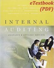 PDF File!!  Internal Auditing: Assurance & Advisory Services (3rd Edition, PDF)