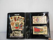 LIBRO LA MAGIA DEI TAROCCHI CON CARTE