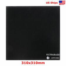 Anycubic Ultrabase 310x310mm 3D Printer Platform Glass Build Plate for I3 Mk3 US