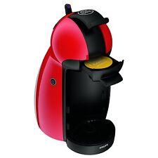 KRUPS KP1006 DOLCE GUSTO CAPSULE COFFEE MACHINE, RED (N)