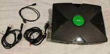Microsoft Xbox 8Gb Black Console - Tested workinf