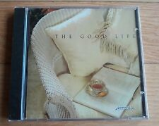 Contours The Good Life CD Lighthearted Refreshing Acoustic Guitar Bass Sax 1998