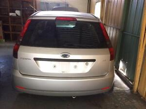 WRECKING 2004 FORD FIESTA 04-08 WP LX WQ   AUTO ,LOW KM 113k  parts from $20