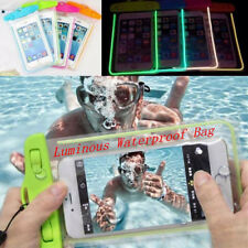 For Phone Cell Phone Touch screen Waterproof Underwater Pouch Dry Bag Case Cover