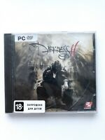 The Darkness 2 PC Jawel Case Russian Cover Brand New Factory Sealed