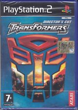 Gioco Sony Ps2 - Transformers Director`s Cut Sles-53309