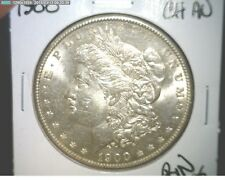 1900 Morgan Silver Dollar - 90% Silver - CHOICE AU