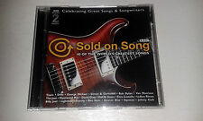 Sold On Song  2CD 40 TRX AL STEWART LEANN RIMES ANDREW GOLD GRETCHEN PETERS ETC.