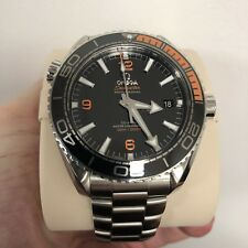 Omega Seamaster Planet Ocean 600M - 2017 Box & Papers
