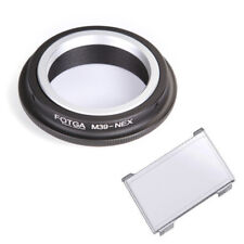 Fotga Adapter for Leica M39 to Sony E-mount NEX3/5/6 NEX5N NEX-VG10 HOT SALE !