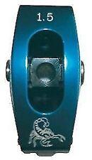 Scorpion Racing Products 1000 Race Roller Rocker Arm Set SBC 1.5 Ratio 3/8 Stud