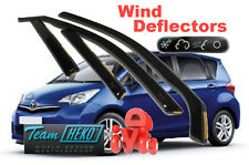 TOYOTA VERSO-S 5D  2011 - Wind deflectors 4. pc  HEKO  29624