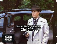 12 Photos Cinéma 21x27cm (1981) L'OMBRE ROUGE Claude Brasseur, Jacques Dutronc