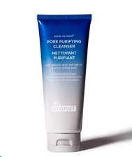 Dr. Brandt Pores No More Purifying Cleanser Nettoyant, 3.5 Ounce NEW