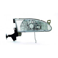 Replacement Headlight Assembly for 1998-2000 Corolla (Passenger Side) TO2503121V