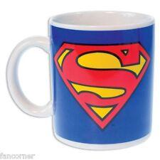 Superman Tasse officielle logo clark kent  dans boite superman classic logo mug