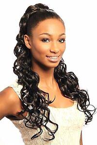Cherish Synthetic Long Curly Hair Ponytail - Miami Girl ( Freetress Copy )