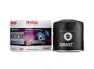 Ryco Syntec Oil Filter Z89AST