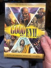 Good and Evil:  The Animated Series Deluxe Edition DVD New Sealed