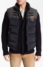 #120 Scotch and Soda Blue Sweater Vest Combo Size L