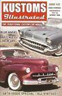 Kustoms Illustrated magazine #50. 1957 Chevrolet. 1951 Ford. 1948 Mercury.