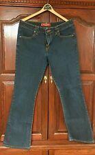 Levis 525 Women's Boot Cut Stretch Jeans 12MIS L  M
