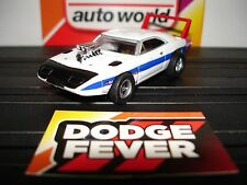 AUTO WORLD ~ '69 Dodge Daytona  ~ New in Jewel Case ~  ALSO FITS AW, AFX, JL
