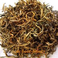 2018Organic Gold Bud Yunnan Dian Hong Black Tea Healthy Tea 250g free shipping