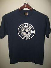 Cocoa Beach High School Florida USA Soccer Football Team 2003 Blue T Shirt Med