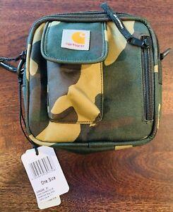 Carhartt WIP Essentials Bag - Camo Laurel
