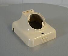 Bakelit Gehäuse für W48 Tisch Wählscheibentelefon Elfenbein Vintage 50er Jahre