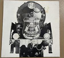 "New listing THE SPIRIT OF PROGRESS ALBURY TO SYDNEY TRAIN 1962 VINYL RECORD 7"" 33RPM RAIL LP"