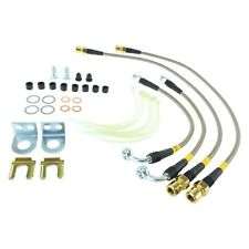 For Ford F-150 2010-2011 StopTech 950.61507 Stainless Steel Rear Brake Line Kit