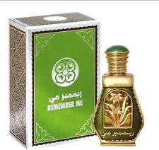 Remember Me Attar/Oil Unique Blend of EasternEuropian Fragrance-Al Haramain 15ml