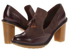 NEW Dr.Martens DOC Women Jessyca Tassel Brogue Pumps Heels Loafer US10/ UK8/EU42