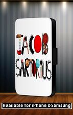 Jacob Sartorius Fan Art Leather Flip Phone Case Cover Y147