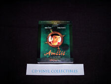 Amelie (Lenticular) KimchiDvd Region Free Blu-Ray Steelbook - Sealed + Mint