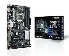 Asus PRIME Z270-P Desktop Motherboard - Intel Z270 Chipset - Socket H4 LGA-1151